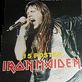 Iron Maiden - Other Collectable - Hard Rock Magazine, 1992, Iron Maiden, 15 posters