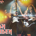 Iron Maiden - Other Collectable - 2 double-sided posters Iron Maiden