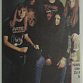 Napalm Death - Other Collectable - Postcard Napalm Death