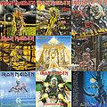 Iron Maiden - Tape / Vinyl / CD / Recording etc - Vinyl collection - Iron Maiden - 1980-1992
