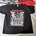 Massacre - TShirt or Longsleeve - Massacre 2020 tour shirt
