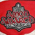 Amon Amarth - Patch - Amon Amarth Logo Patch