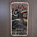 Pink Floyd - Other Collectable - Pink Floyd Wooden Poster