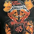 90s bootleg Metallica L/S