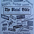 Heathen's Rage - Other Collectable - The Metal Bible