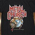 Metal Church - TShirt or Longsleeve - Hanging in the Balance - TS