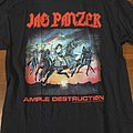 Jag Panzer - TShirt or Longsleeve - Ample Destruction - TS