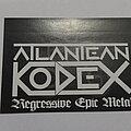 Atlantean Kodex - Other Collectable - Atlantean Kodex - Sticker
