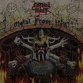 Metal from Hell Tape / Vinyl / CD / Recording etc