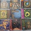 Skyclad Japanese CD's Tape / Vinyl / CD / Recording etc