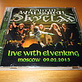 Skyclad - Tape / Vinyl / CD / Recording etc - Martin Walkyier's Skyclad - 'Live with Elvenking: Moscow 2013' CD/DVD