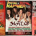 Skyclad - Other Collectable - Skyclad - Greek magazine cover features