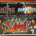 Sabbat (UK) - Other Collectable - Sabbat - 2009 gig poster