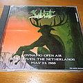 Sabbat - 'Dynamo Open Air, Eindhoven, 1988' bootleg CD Tape / Vinyl / CD / Recording etc