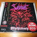 Sabbat (UK) - Tape / Vinyl / CD / Recording etc - Sabbat - 'Mythistory' 2CD