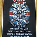 Sabbat (UK) - Other Collectable - Sabbat - 'Horned in the USA' poster 2008