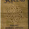Skyclad - Tape / Vinyl / CD / Recording etc - Skyclad - 'Folkfest, Duisburg, Germany 2 June 2007' DVD