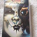 Sabbat - 'The End Of The Beginning' signed video Tape / Vinyl / CD / Recording etc