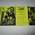 Sabbat - 'Fragments Of A Faith Forgotten' demo tape Tape / Vinyl / CD / Recording etc