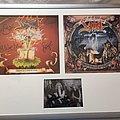 Sabbat - signed vinyl 'History Of A Time To Come' + 'Dreamweaver' Tape / Vinyl / CD / Recording etc