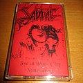 Sabbat (UK) - Tape / Vinyl / CD / Recording etc - Sabbat - 'Live at Rock City, Nottingham, 1988' cassette tape