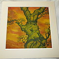 """Skyclad - Other Collectable - Skyclad - original Duncan Storr artwork for """"Old Rope"""""""