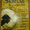 Skyclad - Other Collectable - Skyclad - 1996 German Tour poster