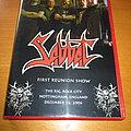 Sabbat (UK) - Tape / Vinyl / CD / Recording etc - Sabbat - 'First Reunion Show' DVD 2006