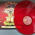 Sabbat (UK) - Tape / Vinyl / CD / Recording etc - Sabbat - 'History...' red double-vinyl reissue