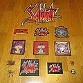 Sabbat (UK) - Patch - Sabbat - patch and badge collection