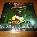 Sabbat - 'Mad Gods And Englishmen Tour: August 2010' bootleg CD Tape / Vinyl / CD / Recording etc