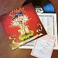 Sabbat (UK) - Tape / Vinyl / CD / Recording etc - Sabbat - 'HOATTC' vinyl + signatures