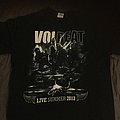 Volbeat - TShirt or Longsleeve - Volbeat - Festival Tour 2013
