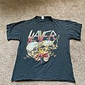 Slayer Clash of the Titans Tour Shirt 1991