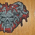 Slayer Patch, self shaped