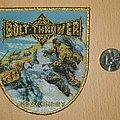 Bolt Thrower - Patch - Bolt Thrower patch