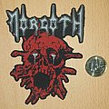 Morgoth - Patch - Morgoth patch, self shaped