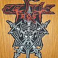 Celtic Frost Patch, self shaped