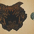 Dismember - Patch - Dismember patch, self shaped