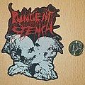 Pungent Stench - Patch - Pungent Stench patch, self shaped