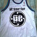 Glasseater - TShirt or Longsleeve - Glasseater - NBA Champion Basketball Jersey Shirt - Size 48 Extra Large