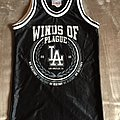 Winds Of Plague - Teamwork Athletic Apparel Basketball Jersey Shirt - Size 34-36 Small