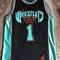 IWrestledABearOnce - Basketball Jersey Shirt - Size Small (fits between Small-Medium)