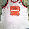 Earth Crisis - NBA Champion Basketball Jersey Shirt - Size 44 Large