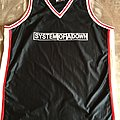 System Of A Down - Basketball Jersey Shirt - Size XL (fits between XL-2XL)