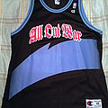 All Out War - NBA Champion Basketball Jersey Shirt - Size 48 Extra Large