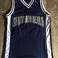 Shattered Realm - Basketball Jersey Shirt - Size Small (fits between Small-Medium)