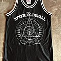 After The Burial - Teamwork Athletic Apparel Basketball Jersey Shirt - Size 38-40 Medium