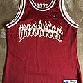 Hatebreed - NCAA Champion Basketball Jersey Shirt - Size 40 Medium