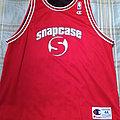Snapcase - NBA Champion Basketball Jersey Shirt - Size 44 Large